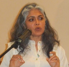 Toronto, Sept, 2014, keynote speaker at the South Asian Peoples Forum