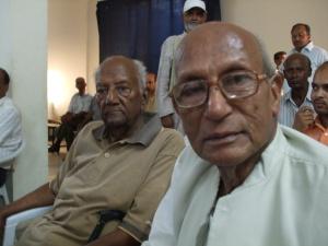 Allahabad Chapter of PIPFPD: Comrade Kameshwar Prashad Agarwal