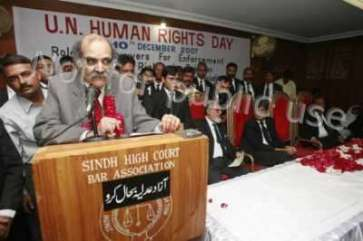 Justice Sabih: Upholder of human rights