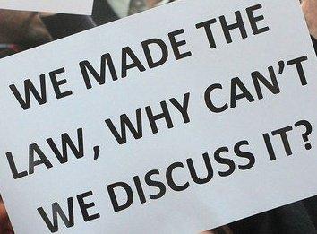 Discuss law
