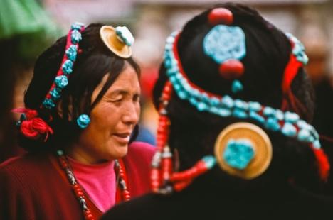 Tibet women