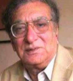 "The late great poet Ahmed Faraz's son Sarmad Faraz pays tribute to his father, by releasing a music video titled ""Shayar"", which features the poet reciting ... - ahmed-faraz"