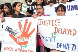 Protest at India Gate against gang rape in Delhi. TOI photo