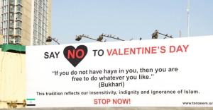 Let's campaign against love, let hate flourish
