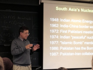 Pervez Hoodbhoy: Nuclear weapons have not enhanced security or people's wellbeing