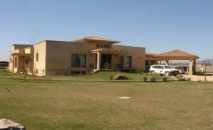 Musharraf's 'farm house', Chak Shahzad: As good a place to be, if under house arrest you must be...