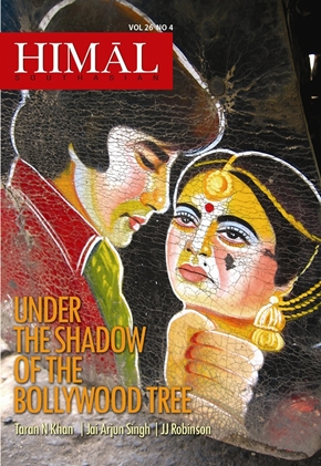 Himal Southasian: Under the Bollywood Tree - latest issue, launched at the Bangalore Literature Festival recently