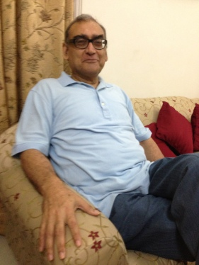 Justice Katju: A strong, secular, democratic vision. Photo: Beena Sarwar