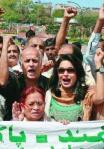 Peace march 2005 – Nirmala Didi Mahesh BhattMeera