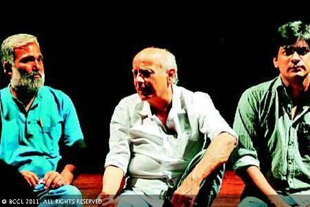 Delhi, 2011: Arvind Gaur, Mahesh Bhatt, Imran Zahid