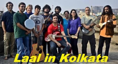 Laal in Kolkata