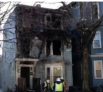 Cambridge fire – nextday