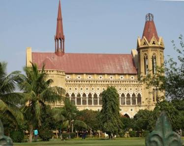Conference venue: Frere Hall, Karachi