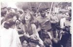 LathiCharge on WAF-Lahore-1983