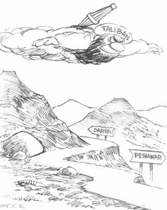 Zahoor: Taliban cloud to Peshawar, Dec 23, 2007