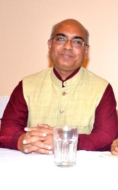 CG Mishra-pic Farhat Sadaqa