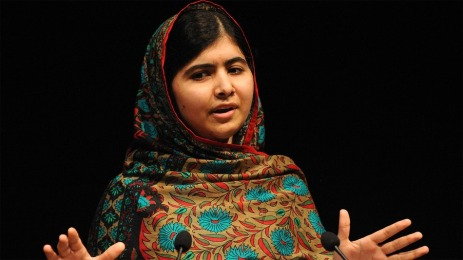 "Malala: ""I decided that I would speak up. Through my story I want to tell other children all around the world they should stand up for their rights"""