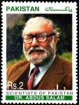 Pakistan stamp-Dr AbdusSalam