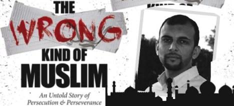 Qasim Rashid-Wrong kind of Muslim