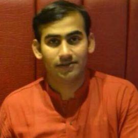 Just because he was Ahmadi: Saad Farooq, shot dead in Karachi a week after his wedding.