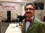 Dr Khalil Khatri APPNE Malalaevent