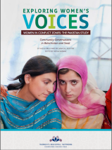 Exploring Women's Voices-Pakistan Report 2014