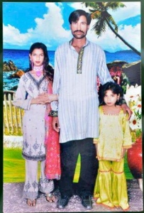 Shama and Shahzad, the Christian couple killed for alleged blasphemy