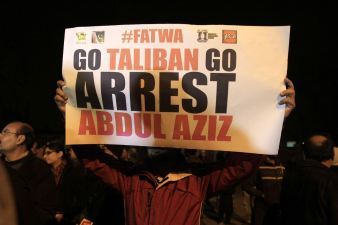 Arrest Abdul Aziz