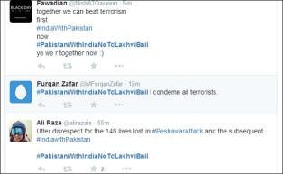 PakistanWithIndiaNoToLakhviBail