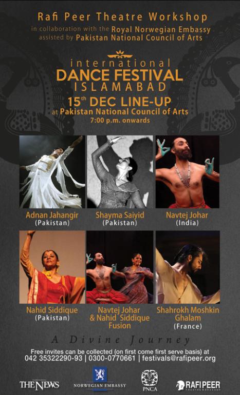 RPTW International Dance Fest 2014
