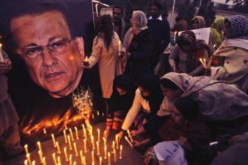 SalmaanTaseer vigil file pic