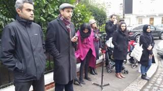 Mar 15 London vigil