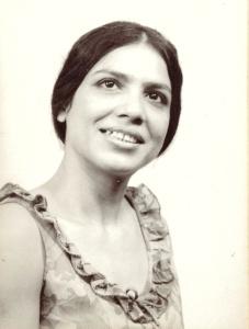 Ruqaiya Hasan, 1970s.
