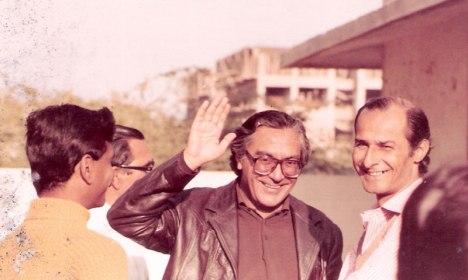Aslam Azhar-Mansoor Saeed