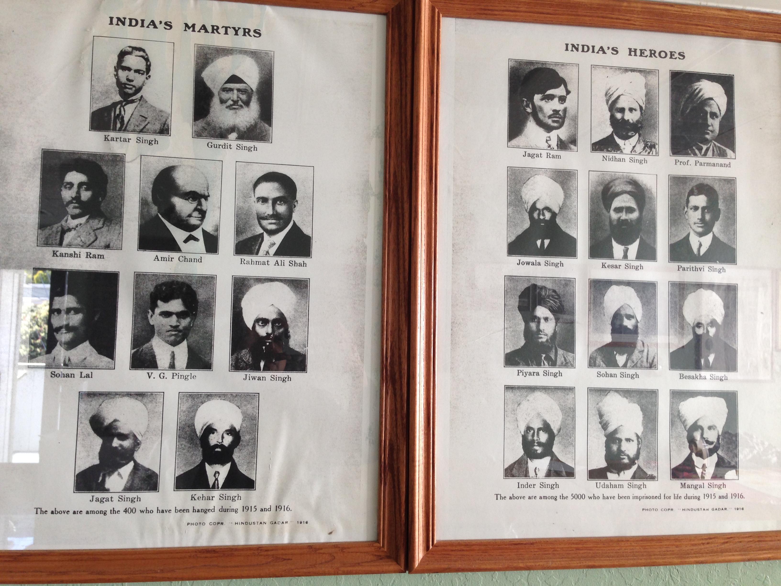 India heroes