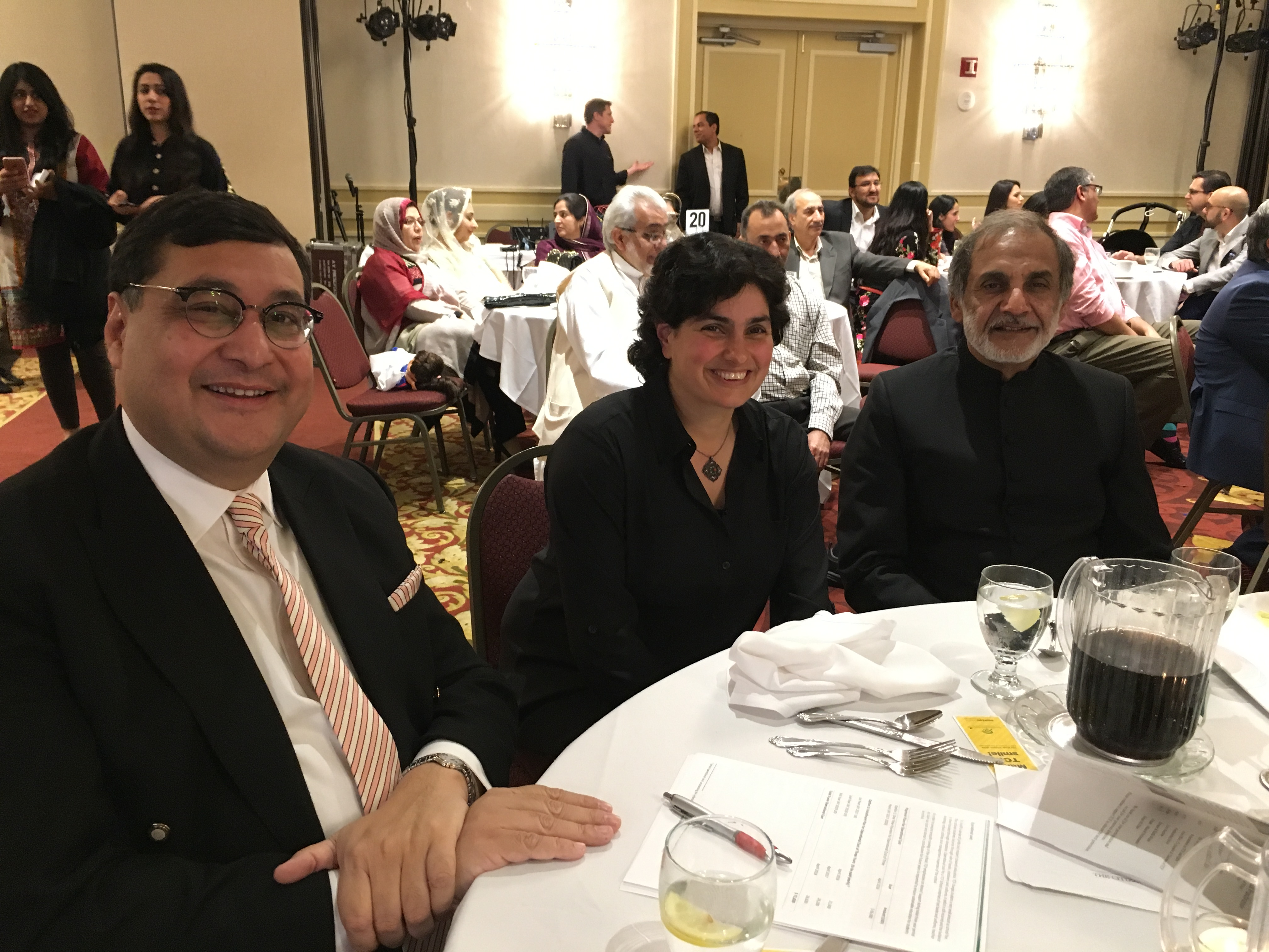 Adil Najam, Nargis Mavalvala-Ateed Riaz-Beena Sarwar