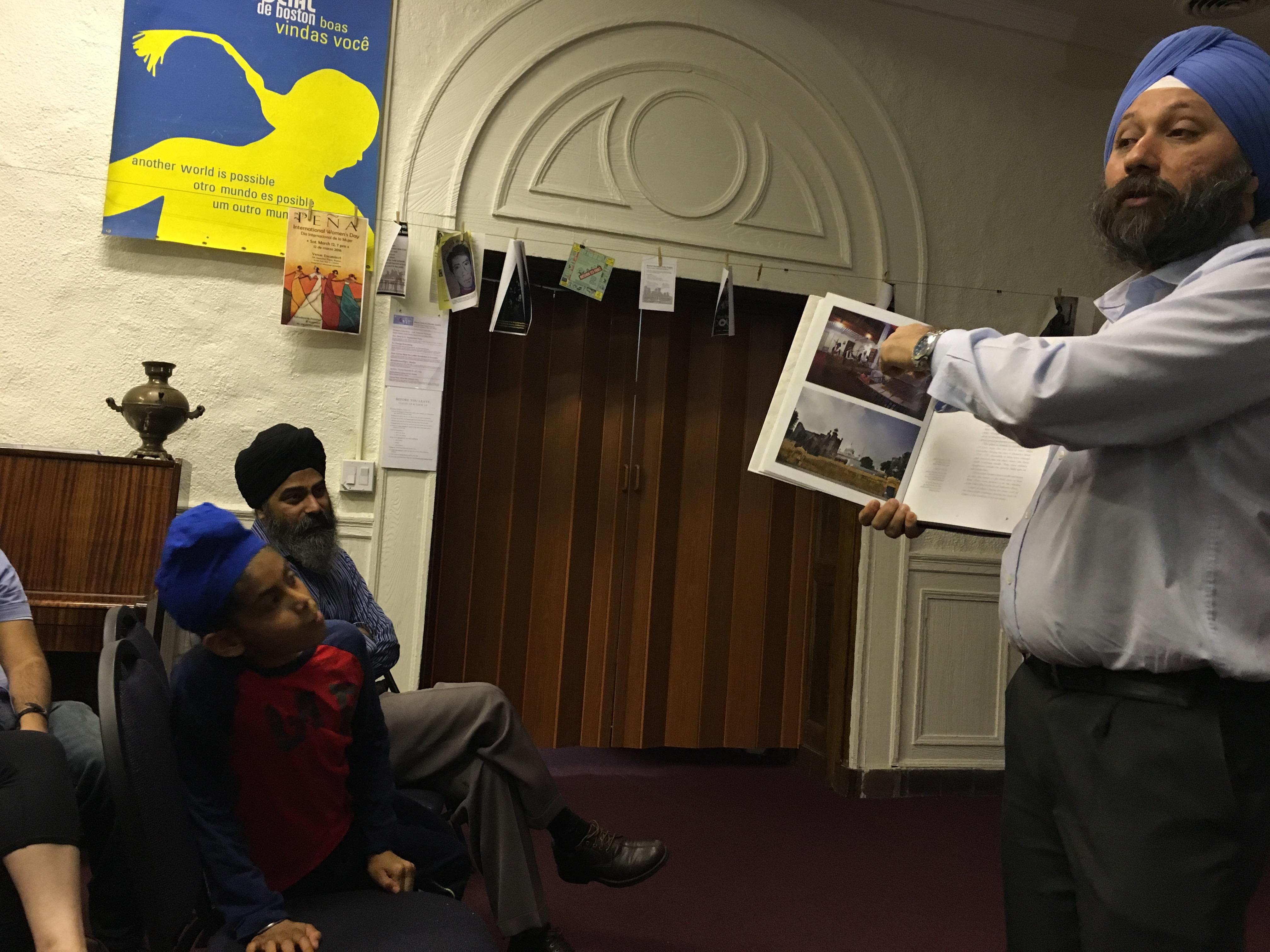 Amardeep Singh-book