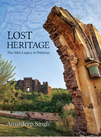 Lost Heritage book jacket