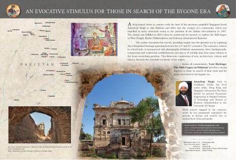 Lost Heritage Brochure inside Small