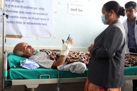 Dr. Govinda KC