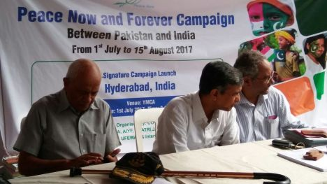 Peace Now-Hyderabad